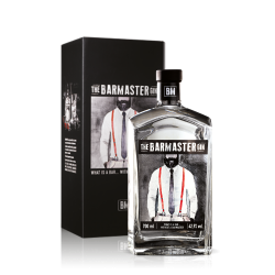 Gin The Barmaster...