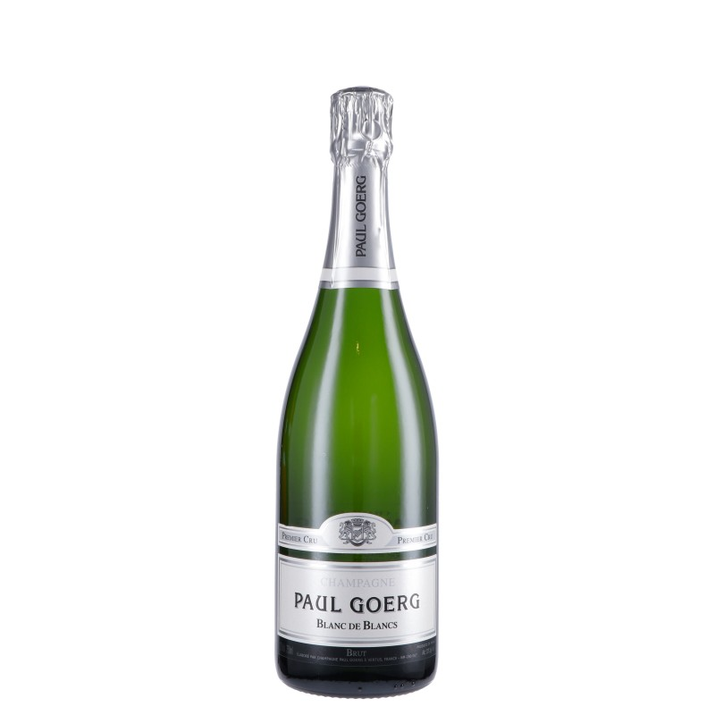 Champagne Brut Blanc de Blancs Premier Cru Paul Goerg