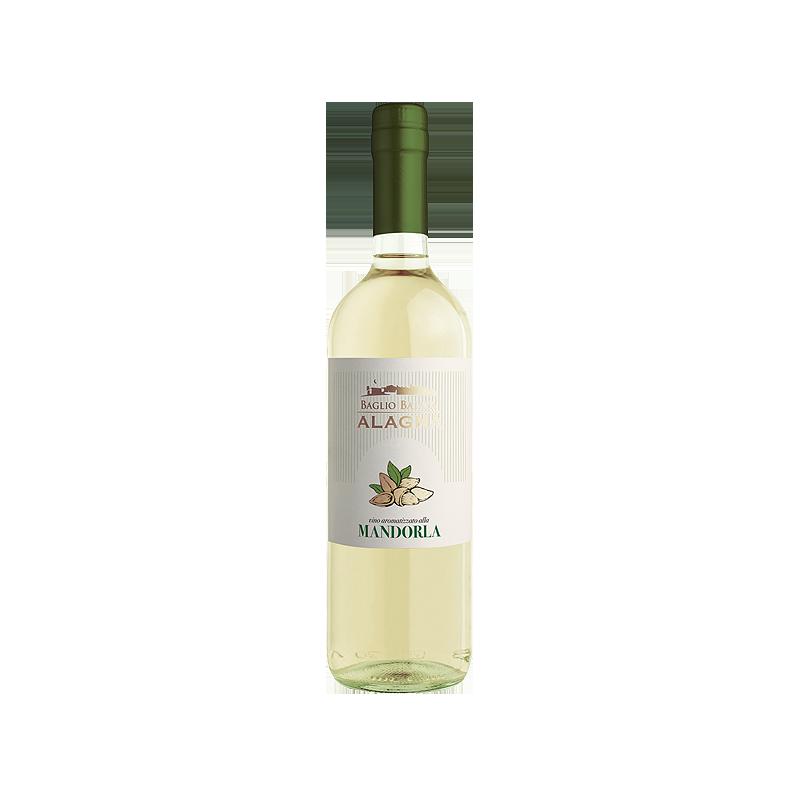 Vino Aromatizzato alla Mandorla Alagna