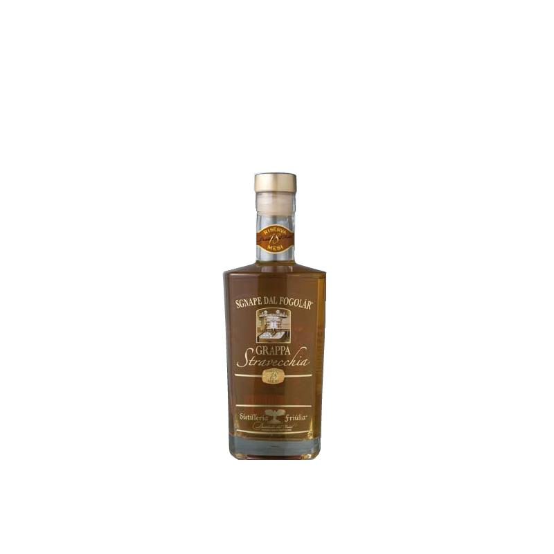 Grappa Sgnape dal Fogolâr Stravecchia Distilleria Friulia