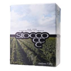 Bag in Box 5 Litri Refosco Vino Rosso IGT Trevenezie Stocco