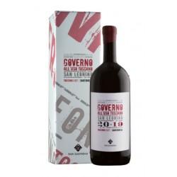 Magnum Governo all'Uso Toscano Sangiovese IGT Toscana San Leonino