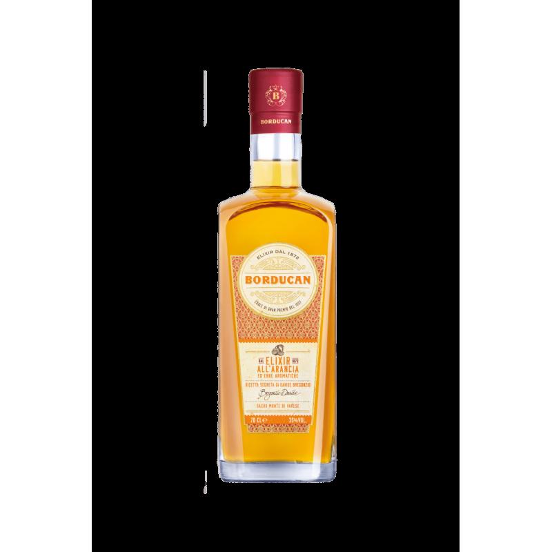 Elixir Borducan Liquore del Sacro Monte di Varese